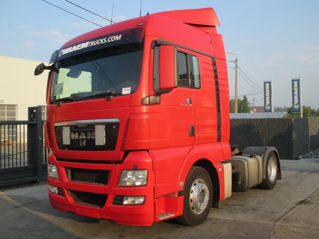 MAN TGX 18.440 XXL BLS+EURO 5+MANUAL