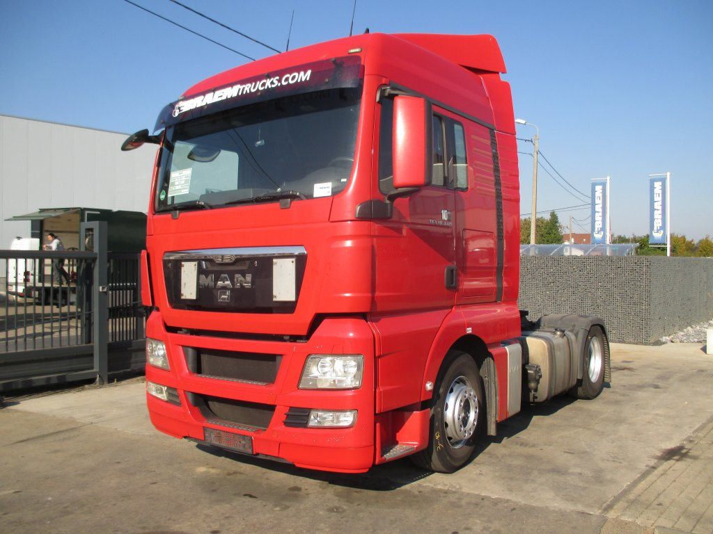 MAN TGX 18.440 XLX BLS+EURO 5+MANUAL