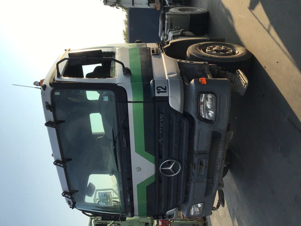 MERCEDES ACTROS 2041 AS