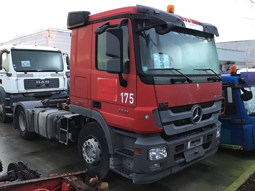 MERCEDES ACTROS 1841 LS - HYDR.